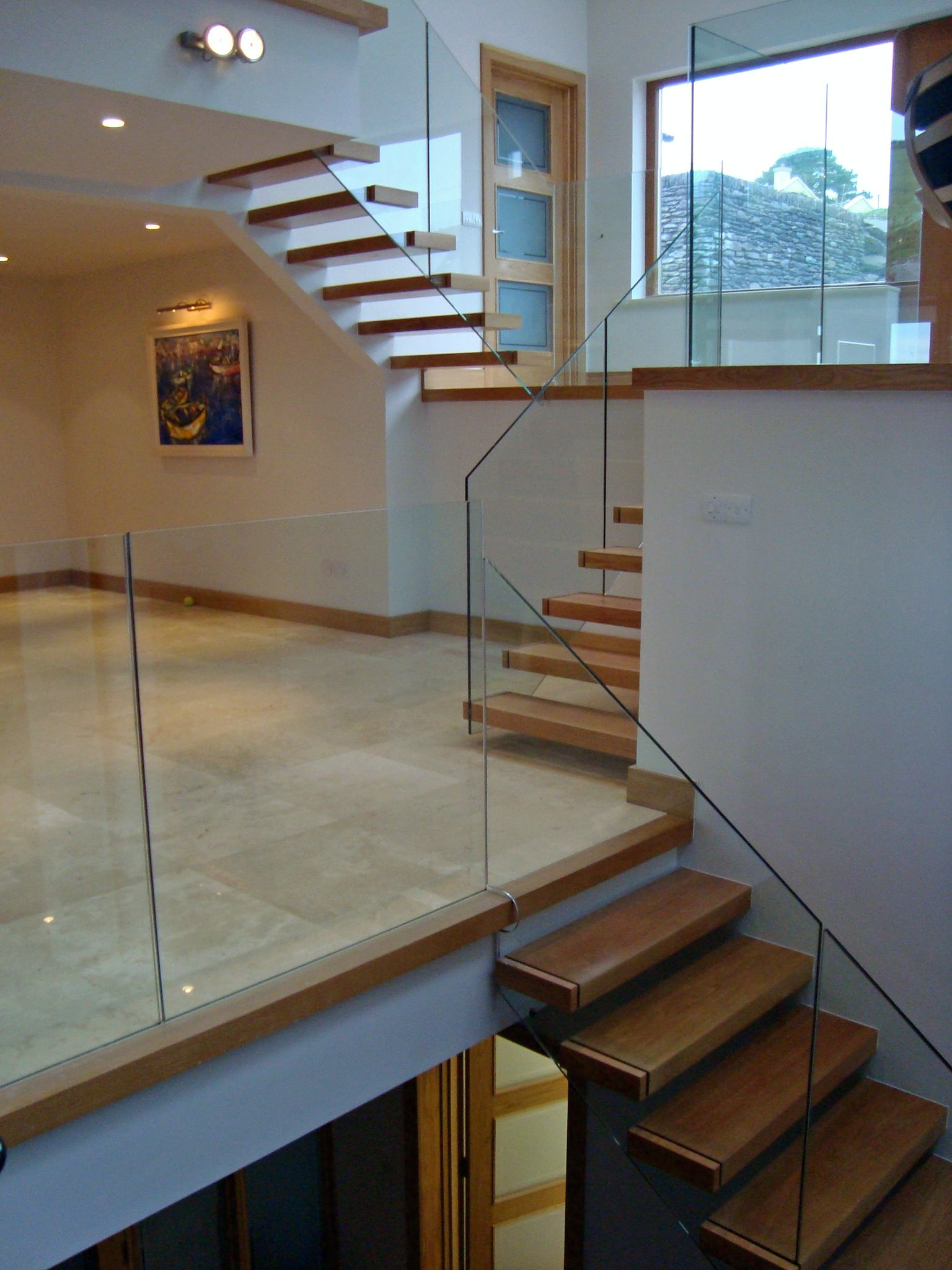 Signature Stairs Ireland Glass Stairs | Glass Staircase ...