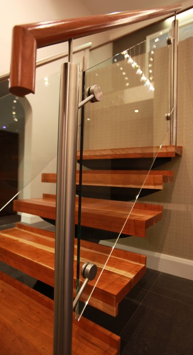 Balustrade Stair design