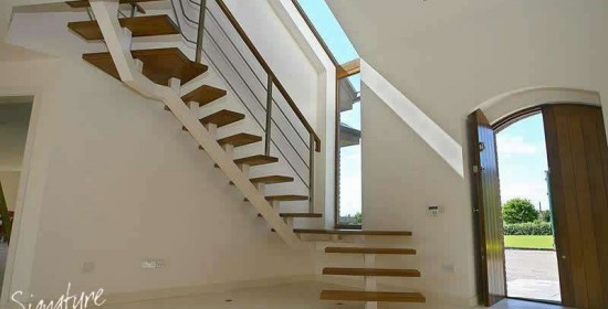 Glider Stairs Design