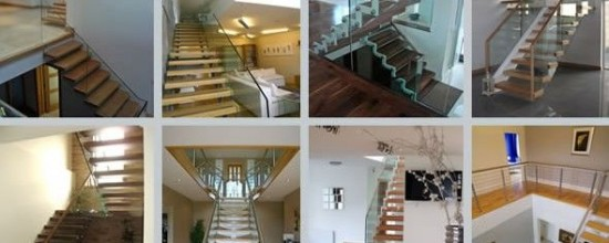 Stair designs to enhance natural lighting