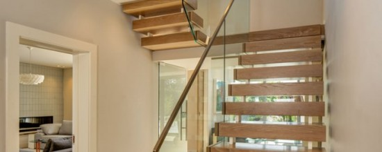 Signature Stairs - Floating staircase design