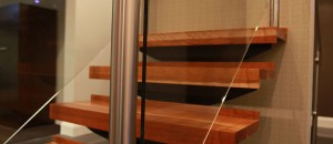 Elegant Killarney Glass Balustrade