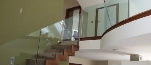 Walnut Corbellian Staircase