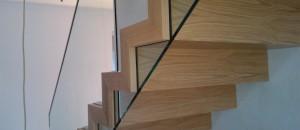 Corbellian Stairs Step Detail
